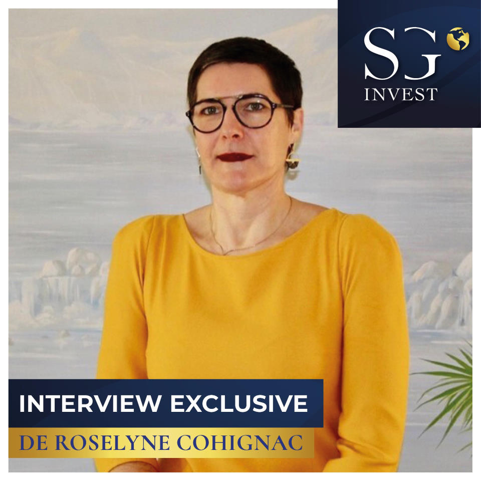 Interview exclusive de Roselyne Cohignac
